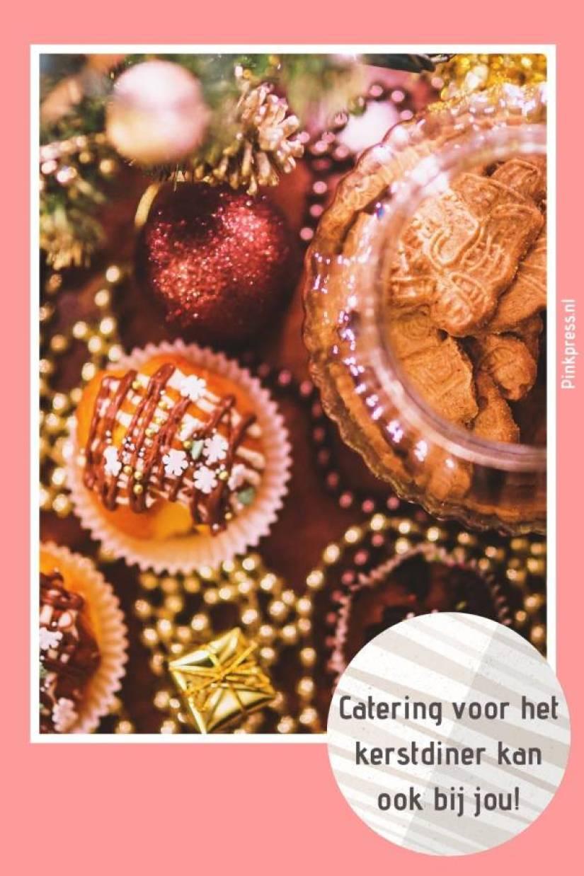 catering voor het kerstdiner