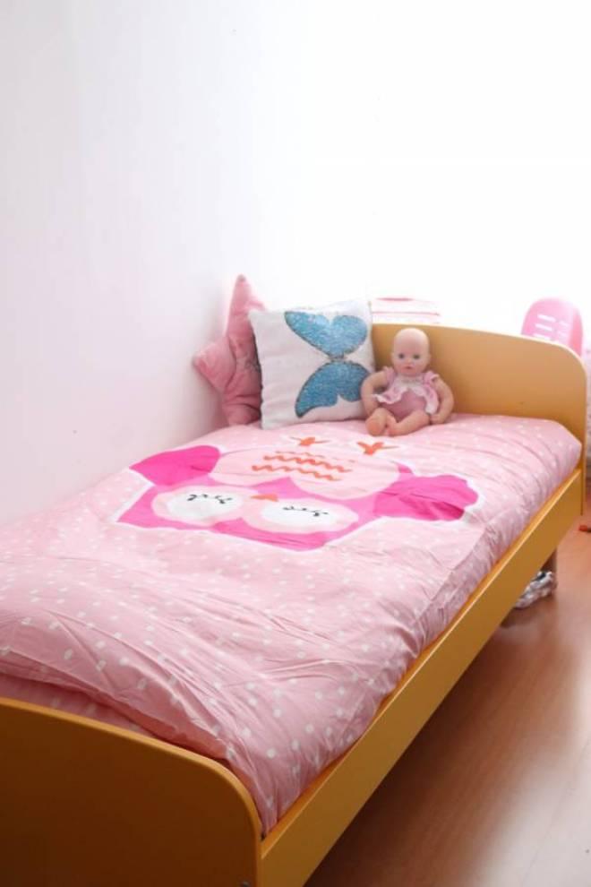 IMG 9949 e1545157615811 - Van peuter kamer naar een echte grote meisjeskamer