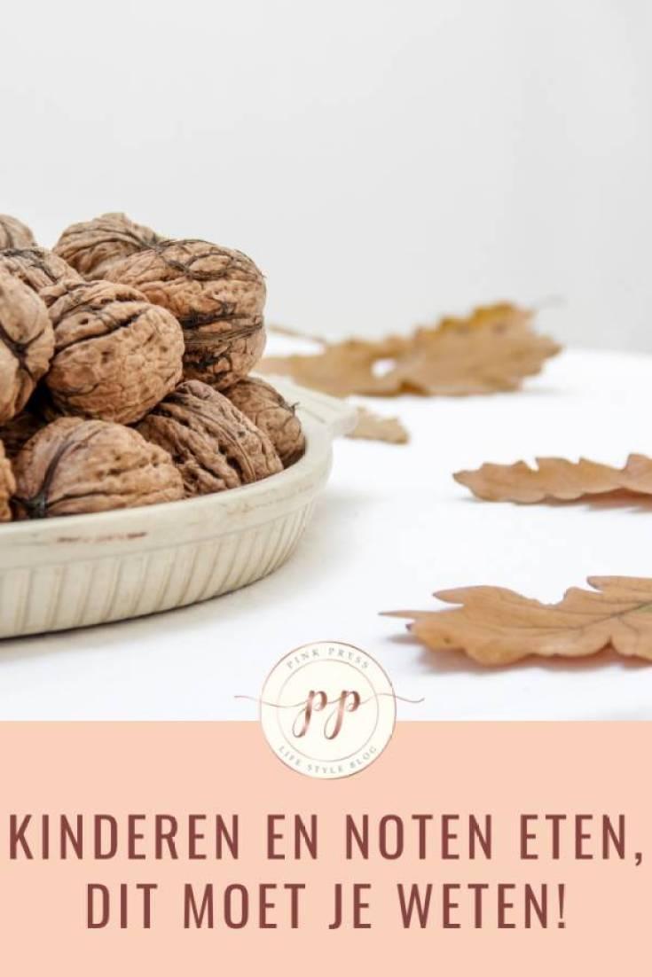 Kinderen en noten eten dit moet je weten - Kinderen en noten eten, dit moet je weten !