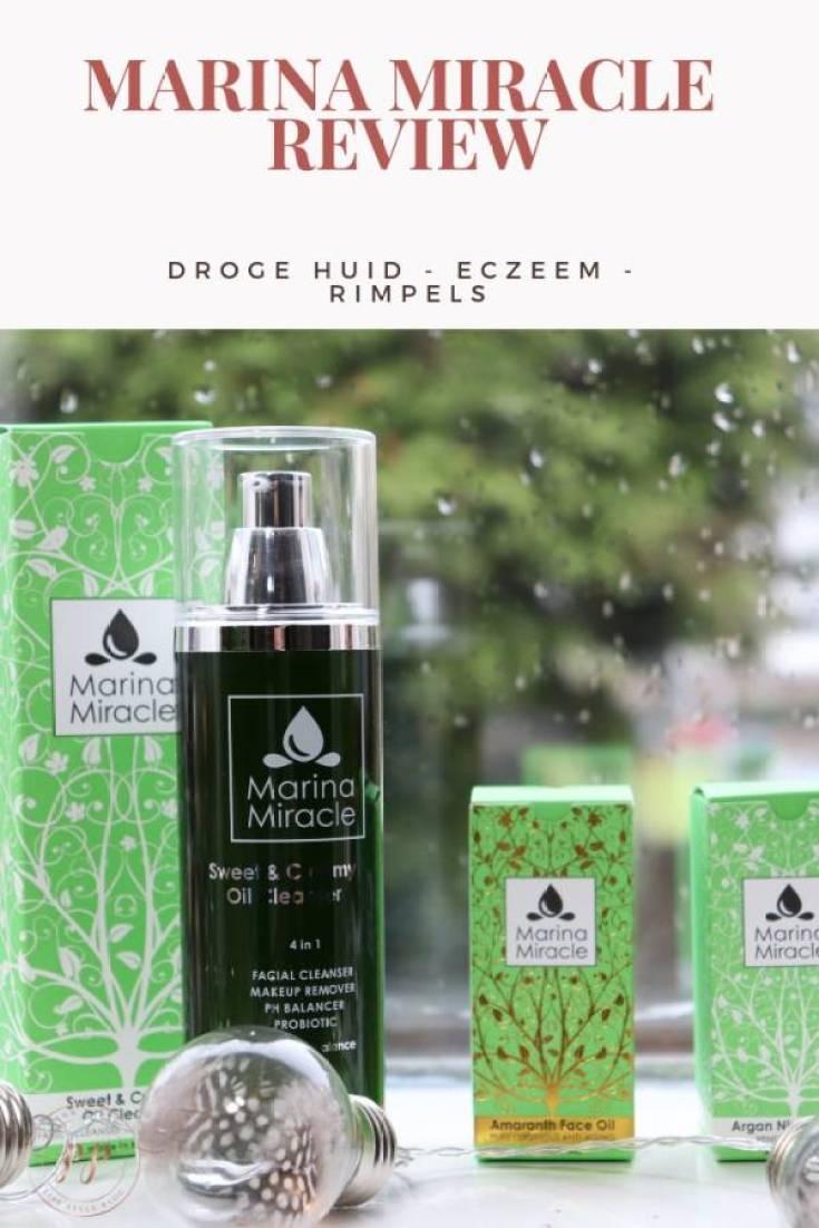 Marina Miracle review droge huid eczeem rimpels - Review | Marina Miracle | Een wonder voor de huid in de winter