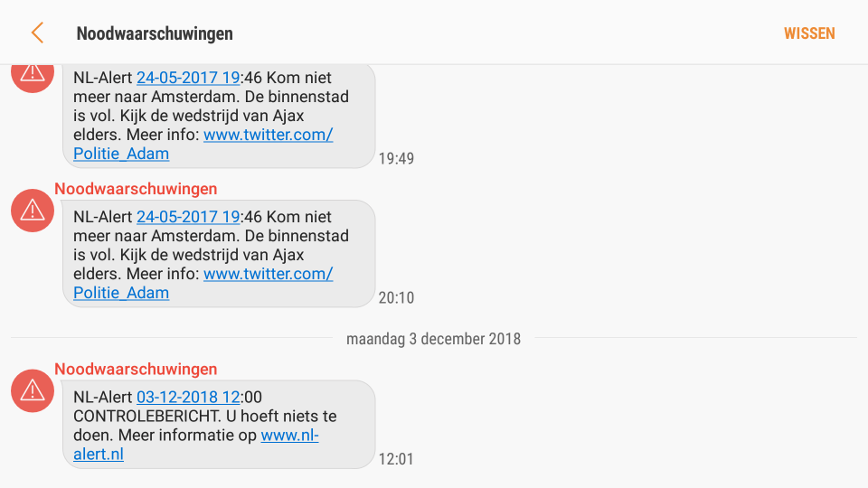 Screenshot 20181208 113544 - Noodwaarschuwing: NL-Alert is stom!