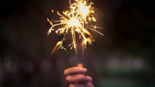 vuurwerk - Voor het eerst samen vuurwerk afsteken met de kinderen