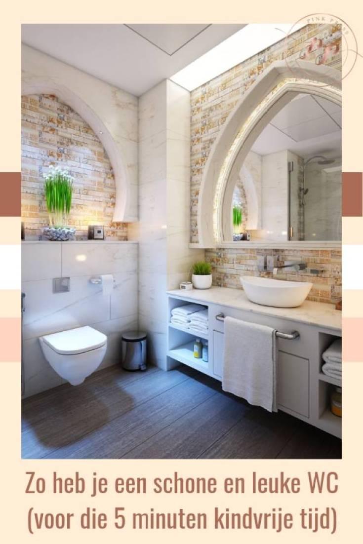 Zo heb je een schone en leuke WC voor die 5 minuten kindvrije tijd tips voor toilet schoonmaken - Zo heb je een schone en leuke WC voor die 5 minuten kindvrije tijd