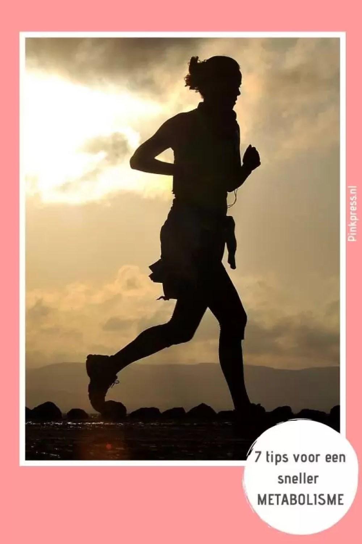7 tips voor een sneller metabolisme - Een langzamer metabolisme als je ouder wordt versnel je zo!