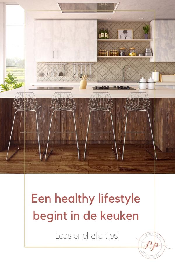 gezond in de keuken - Een healthy lifestyle begint in de keuken | interieur inspiratie
