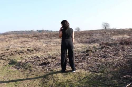 jumpsuit - Shoplog   Black is my happy color   De jumpsuit en little black dress