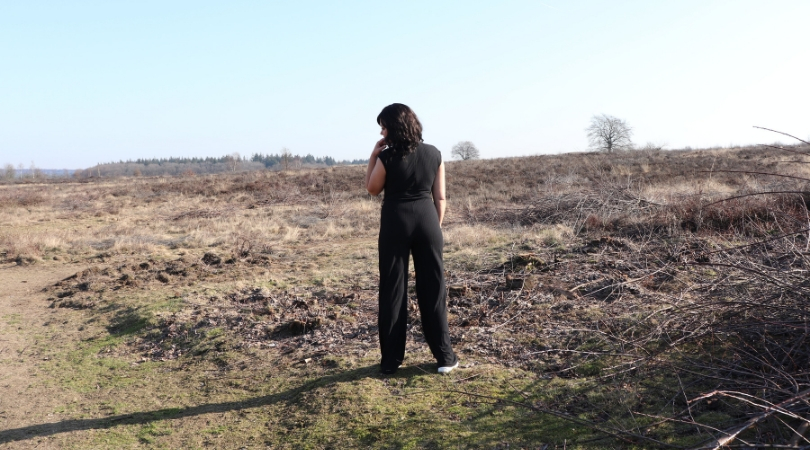 jumpsuit - Shoplog | Black is my happy color | De jumpsuit en little black dress