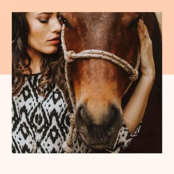 7 Redenen waarom paardrijden de beste therapie is