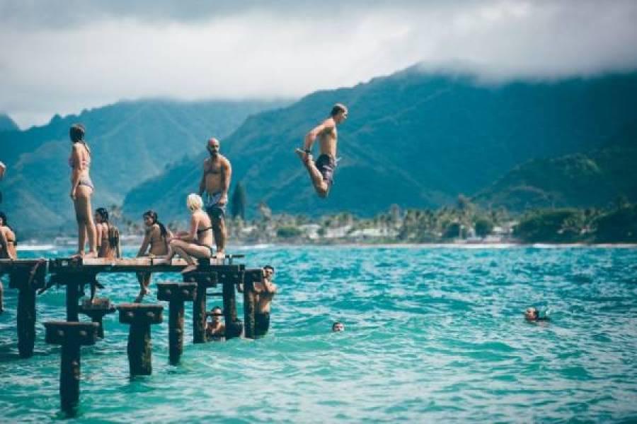 Zomer waterpret Unsplash1474925558543 JakobOwens - C-diploma: Feest in het zwembad!