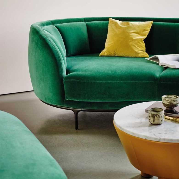 vuelta sofa sfeer 3 - Velvet Crush | Tijd voor fluweel terug in het interieur!