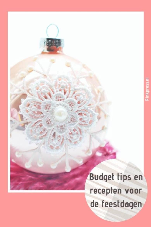 budget tips voor de feestdagen