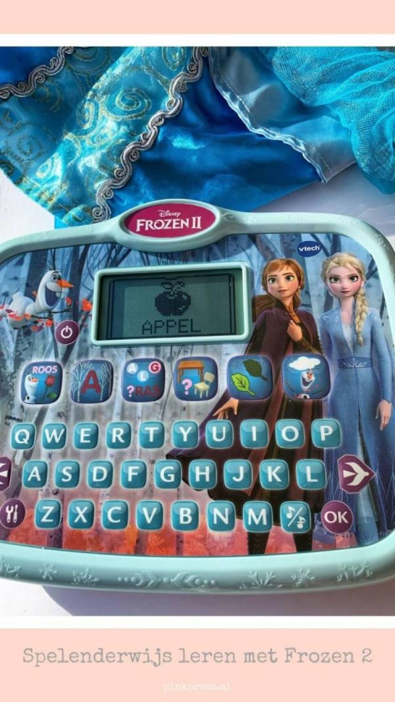 spelenderwijs leren met frozen 2 - Review en winactie van de Vtech Frozen 2 tablet