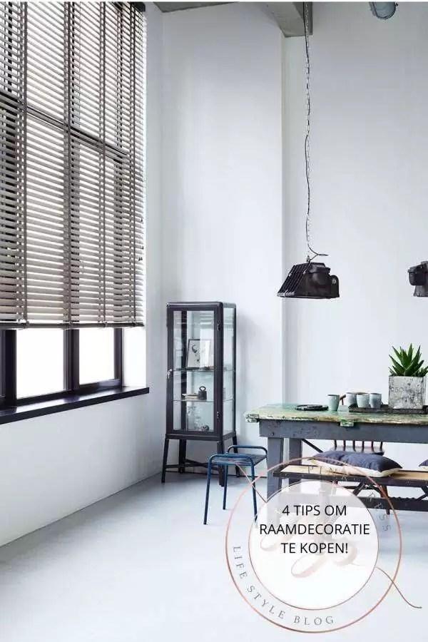 tips voor raamdecoratie - Raamdecoratie kopen: 4x inspiratie!