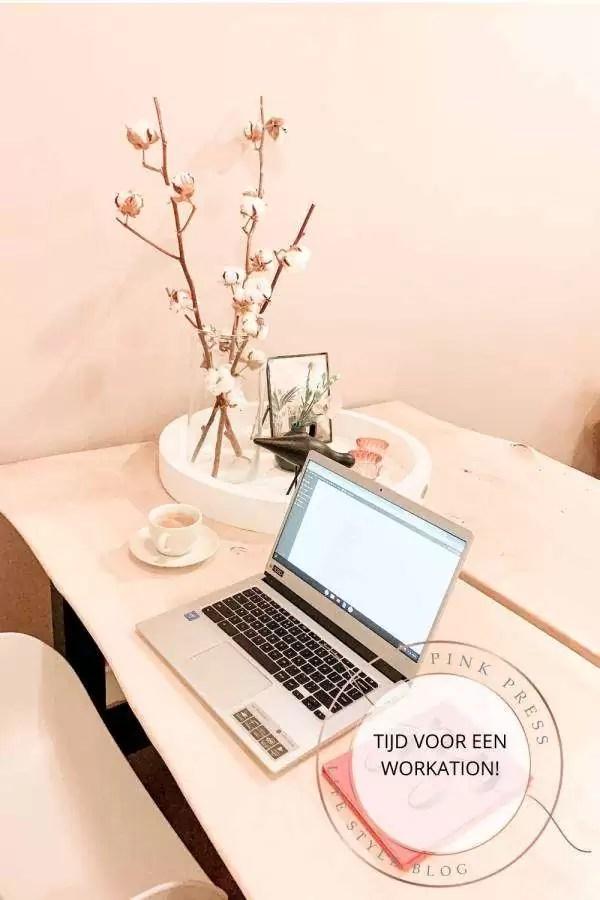 Workation: combineer je trip met werken!