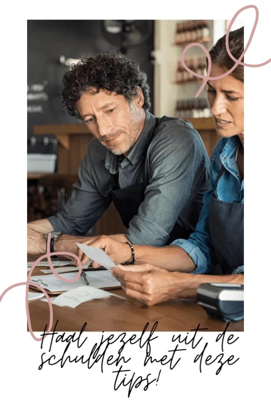 Help jezelf weer uit de schulden in 11 stappen