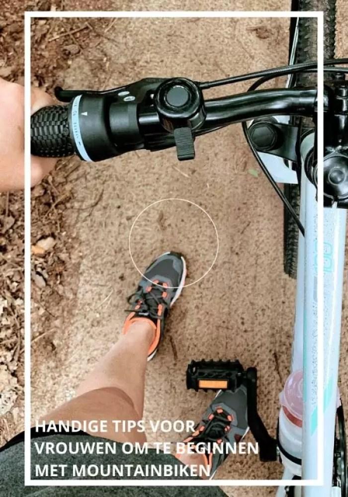 handige tips voor vrouwen om te beginnen met mountainbiken