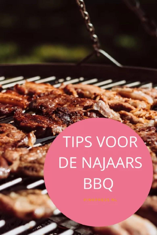 Tips voor de najaars BBQ