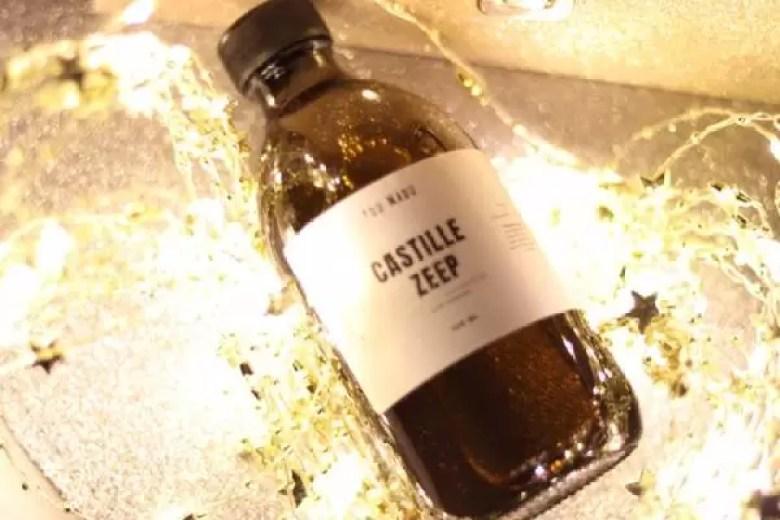 Castille zeep
