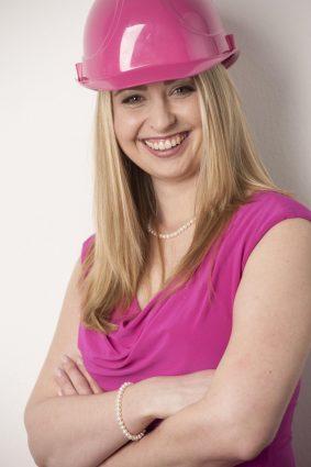 Nadia Redmer ist Pink Engineer