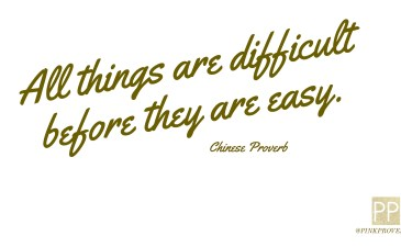 Difficult Things Made Easy