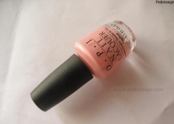 OPI Nail Lacquer Nicki Minaj Collection-Pink Friday