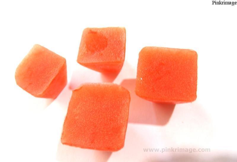 Homemade Beauty cubes for summer!