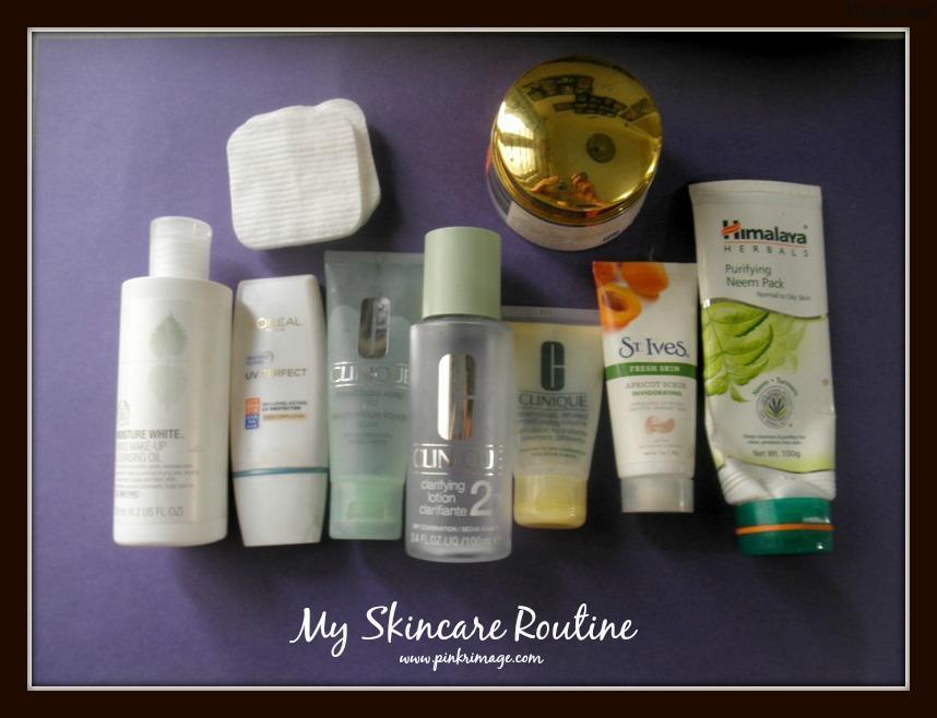 My Skincare Routine !