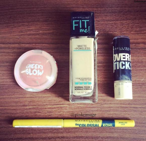 My Everyday Makeup Routine Feat. Maybelline India