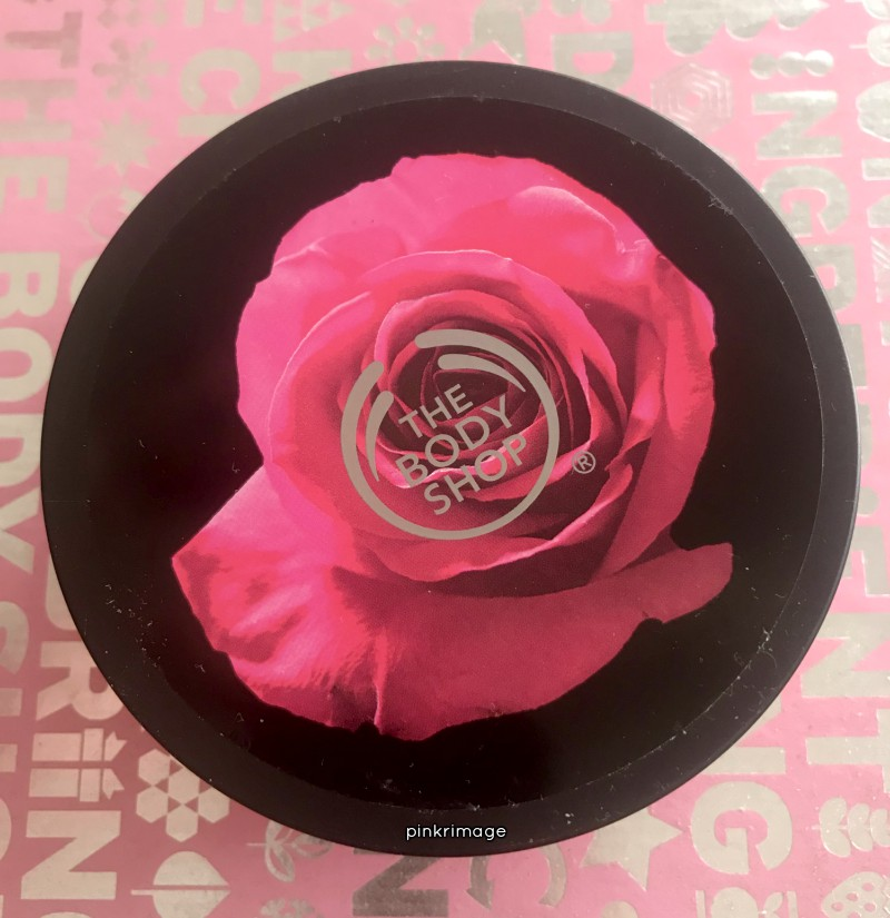 The Body Shop British Rose Instant Glow Body Butter – Review