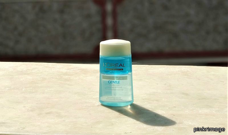 L'Oreal Paris Dermo Expertise Lip & Eye Makeup Remover – Review