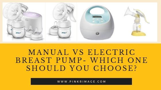 Manual Vs Electric Breast Pump - Which One Should You Choose-3750