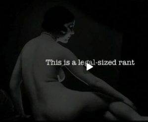 because we are gender revolutionaries, video