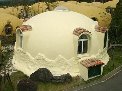 Japan Dome House -