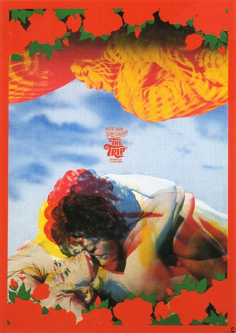 Poster by Tadanori Yokoo --