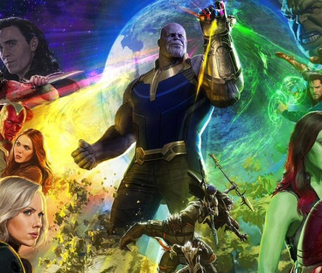 Iron Man Vs Thanos Thor With Guardians Of The Galaxy Heres All You Need To Know From The Leaked Footage Avengers Infinity War Pinkvilla