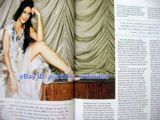 Katrina Kaif on the cover of Filmfare March 2009 67558