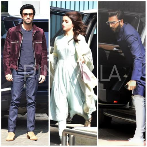 EXCLUSIVE: Ranveer Singh, Alia Bhatt, Ranbir Kapoor and more head to Delhi to meet PM Modi; find out why