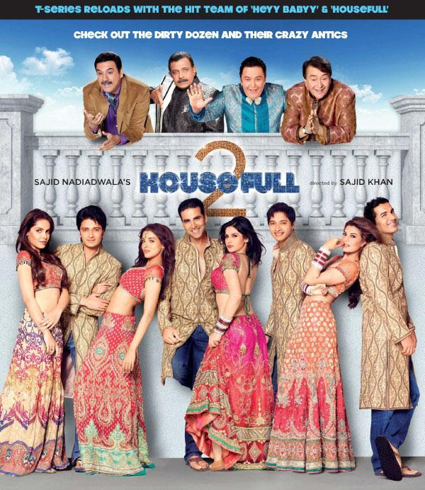 Download Housefull 2 (2012) Hindi 480p | 720p