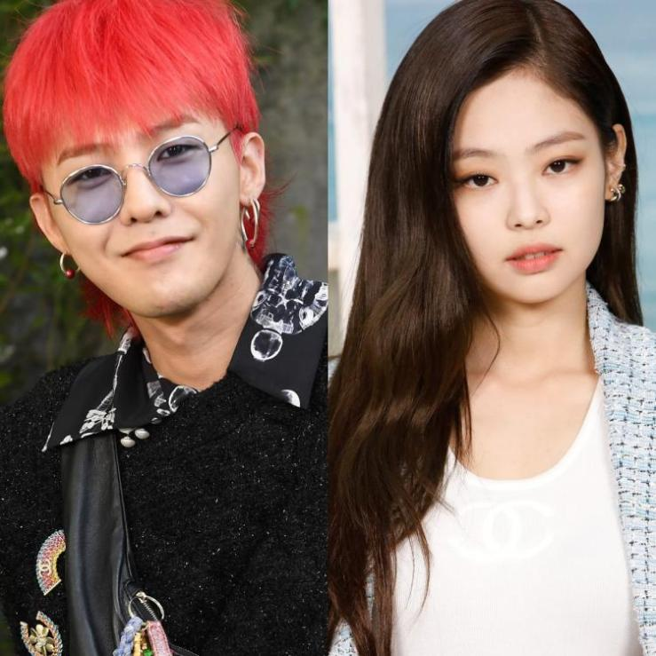 GD and Jennie are revealed to be dating