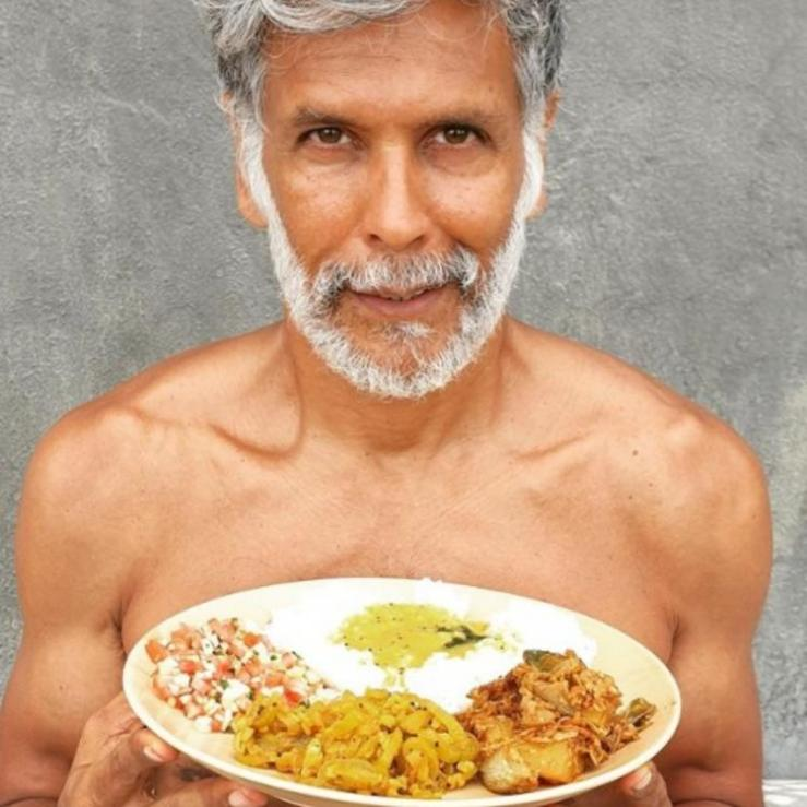 Milind Soman shares his complete diet plan, reveals he added THIS to his diet routine while battling COVID 19