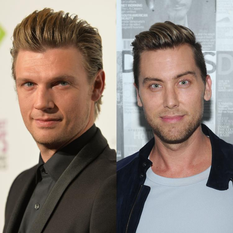 Nick Carter and Lance Bass to collab for a special something for Pride Month