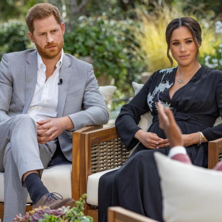 Oprah Winfrey and Prince Harry collaborated for the mental health documentary, The Me You Can't See