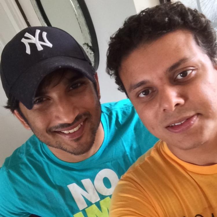 Sushant Singh Rajput's brother in law says unethical and illegal for a therapist to disclose info in public