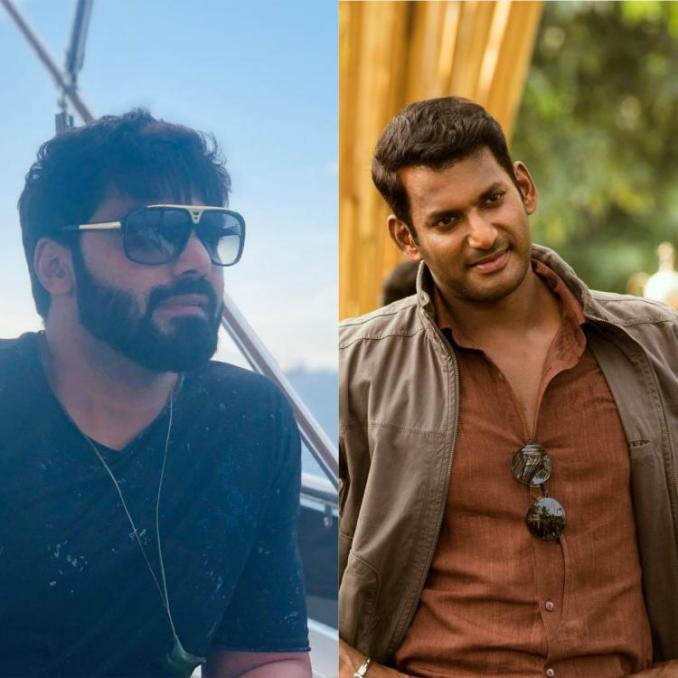 Vishal and Arya's upcoming flick: Makers roll out the shooting process; To announce other cast members soon