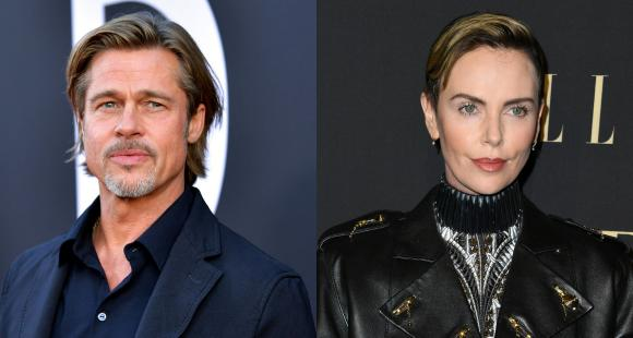 Bombshell star Charlize Theron finally tackles the Brad Pitt dating rumours; WATCH VIDEO