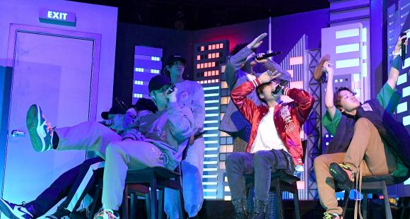 Grammys 2020: BTS is hard at work for their debut performance in rehearsal photo and video; CHECK OUT