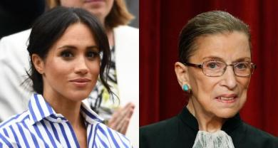 meghan markle ruth bader ginsburg statement sm