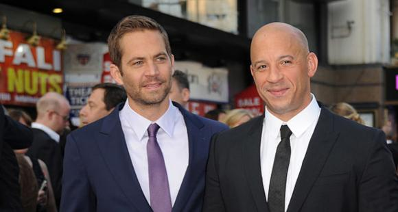 Paul Walker & Vin Diesel's Daughters Pose For Adorable