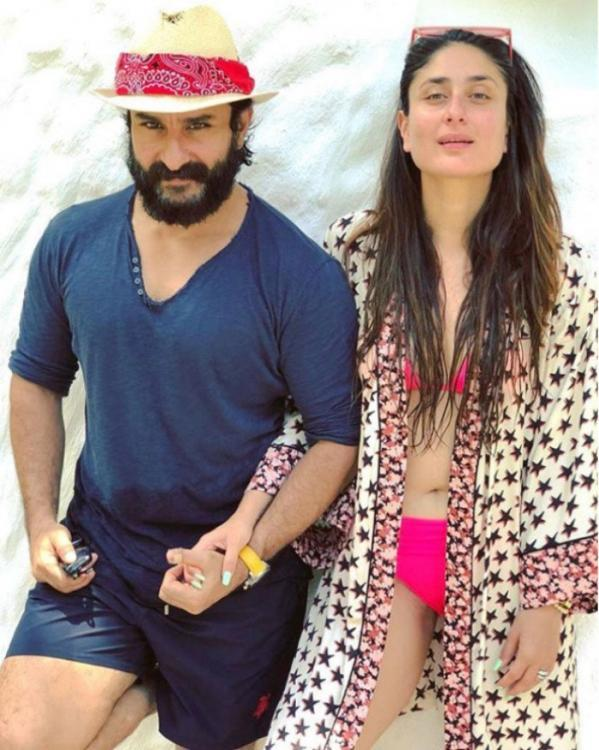 The only condition of Kareena's to become Saif's wife