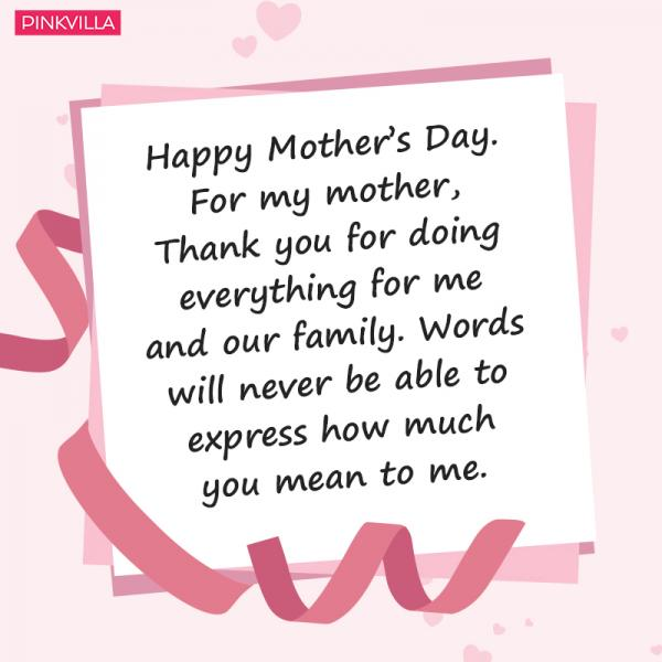 Happy Mother S Day 2020 Wishes Images Wallpapers Cards Greetings And Pictures To Wish Your Mom Pinkvilla